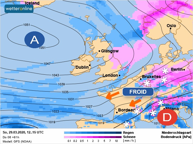 Image d'illustration pour Nouveau coup de froid la semaine prochaine