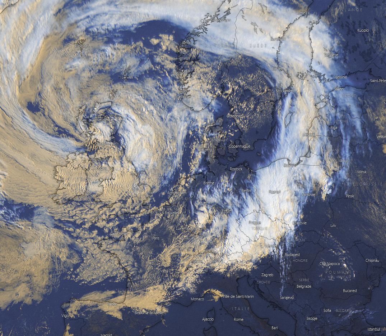 Image d'illustration pour Tendance à long terme  - Vers le retour de conditions estivales?
