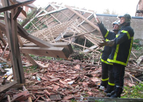 Image d'illustration pour Ex-Gonzalo : rafales, victimes et dégâts entre Royaume-Uni, Benelux et France