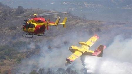 Image d'illustration pour Ex-Gonzalo : rafales et dégâts près de la Méditerranée - incendies en Corse