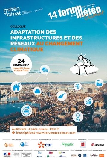 Image d'illustration pour 14ème Forum International de la Météo et du Climat à Paris