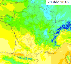 Image d'illustration pour Une fin d'année 2016 particulièrement froide au Nord