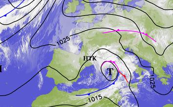 Image d'illustration pour Pluie et inondations en Corse : un bilan humain dramatique