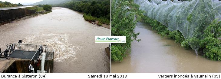 Image d'illustration pour Fortes pluies en PACA - Crue sur l'Argens