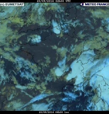 Image d'illustration pour Orages stationnaires, crues et inondations sur l'Ardèche et la Lozère