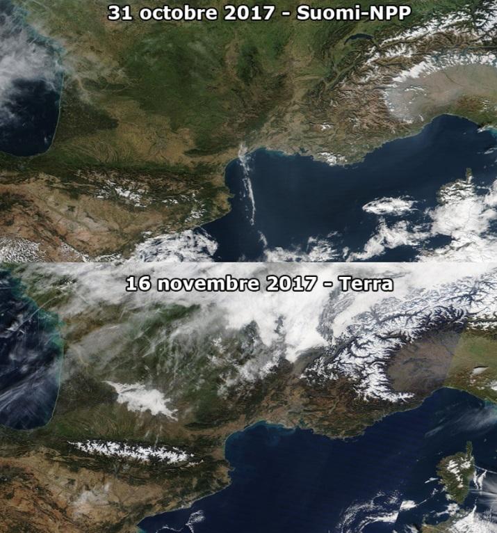 Image d'illustration pour Fraîcheur et neige en montagne vont-elles se maintenir ?