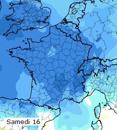 Image d'illustration pour Fortes gelées et neige en plaine : l'hiver frappe à nos portes !