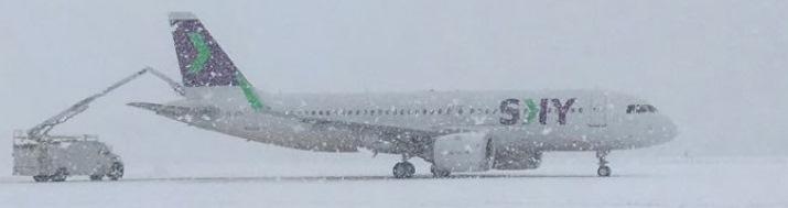 Image d'illustration pour Neige & froid précoces en Amérique du Nord, tardifs en Europe