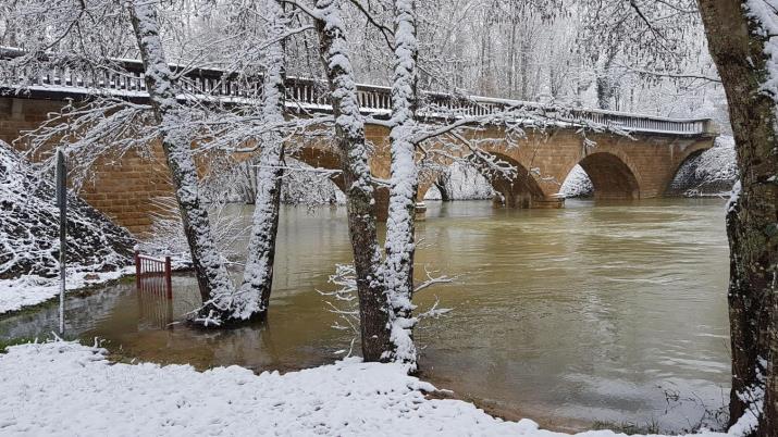Image d'illustration pour Sevère et tardif coup de froid, vent glacial et neige
