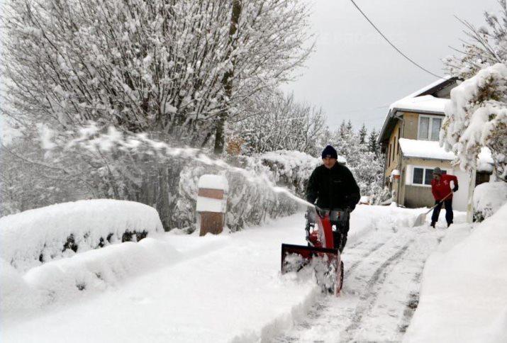 Image d'illustration pour Neige en plaine et froid mais sans lendemain