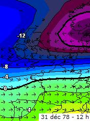Image d'illustration pour La vague de froid de la Saint Sylvestre 1978