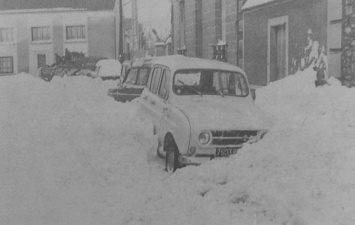 Image d'illustration pour Neige et froid dès le réveillon en janvier 1979