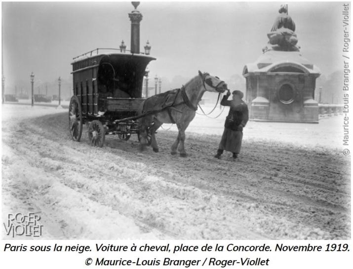 Image d'illustration pour Première offensive de l'hiver en France et en Europe ?