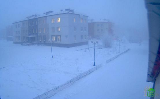 Image d'illustration pour Records de froid en Sibérie Centrale