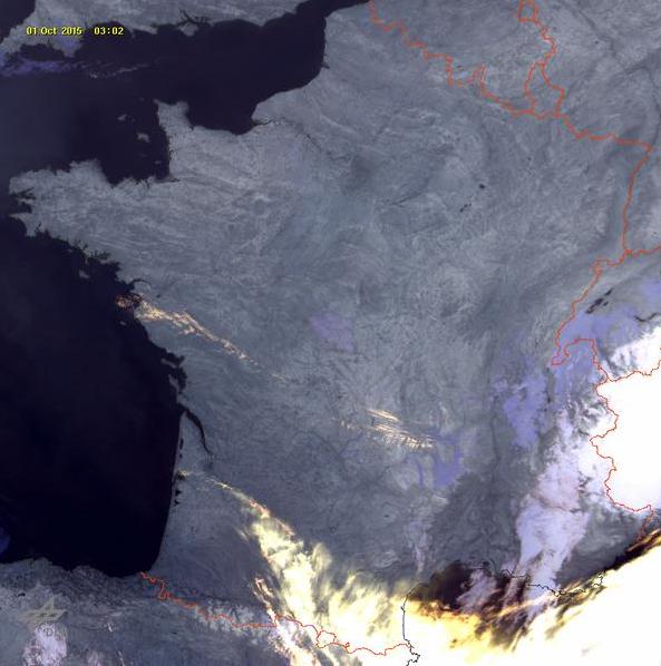 Image d'illustration pour Première gelée jusqu'en plaine en ce début octobre