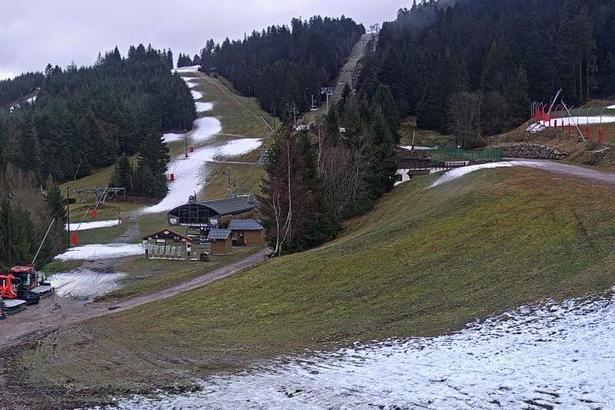 Image d'illustration pour Météo neige en montagne : les contrastes s'accentuent suivant les massifs