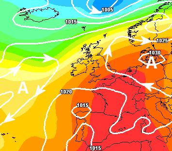 Image d'illustration pour Les prévisions météo pour le début de l'été 2015