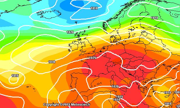 Image d'illustration pour Vers un temps plus chaud et plus ensoleillé ?