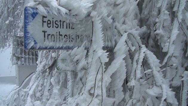 Image d'illustration pour Froid, givre et verglas en Autriche