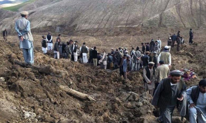 Image d'illustration pour Glissements de terrain meurtriers en Afghanistan