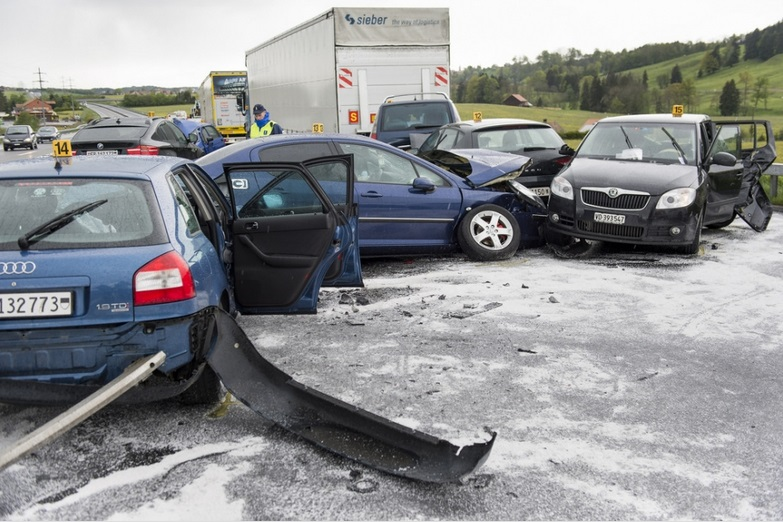 Image d'illustration pour Instabilité au Nord-Est - Orages de grêle et accidents