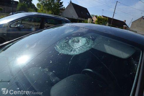 Image d'illustration pour Orage de grêle violent sur Loiret, Yonne et Aube - énormes grêlons