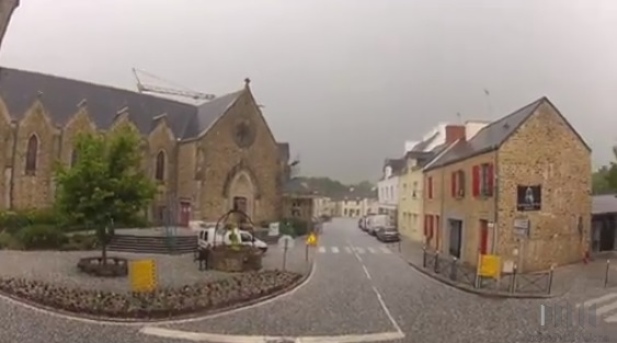 Image d'illustration pour Forts orages en Bretagne et en Bourgogne