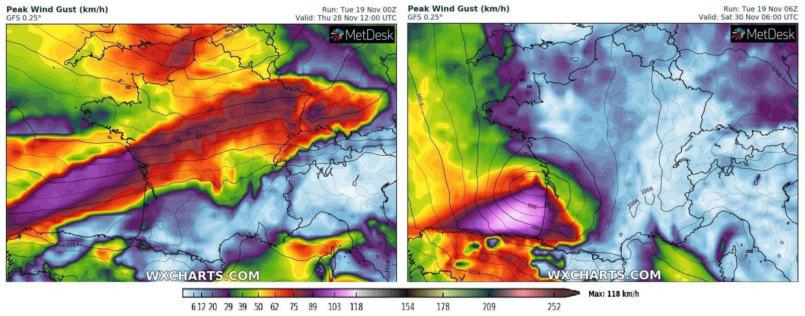 Image d'illustration pour Fin temporaire de la fraîcheur et flux Océanique pour la semaine prochaine