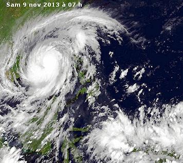 Image d'illustration pour Typhon Haiyan : premier bilan aux Philippines - Vietnam menacé