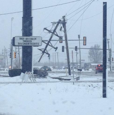 Image d'illustration pour La tempête hivernale Petros succède aux tornades aux Etats-Unis