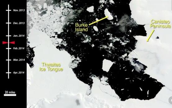 Image d'illustration pour Un iceberg grand comme 6 fois Paris dérive en Antarctique