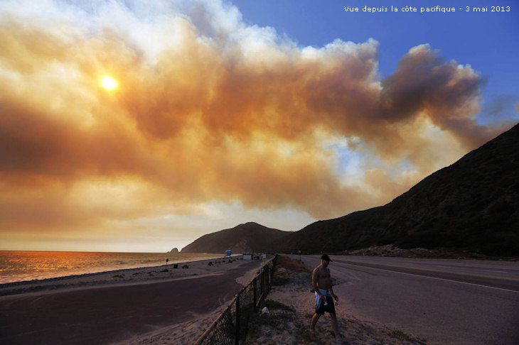 Image d'illustration pour Etats Unis : Incendies précoces en Californie