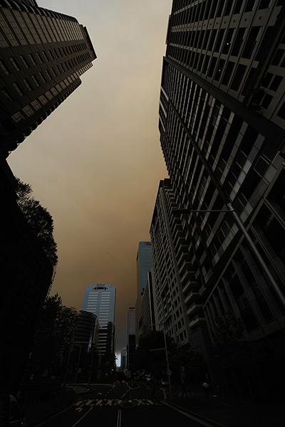 Image d'illustration pour Sécheresse et incendies en Australie