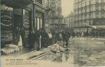 Image d'illustration pour Crue de la Seine à Paris - Quels sont les risques ?