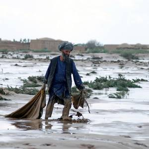 Image d'illustration pour Crues et inondations très meurtrières en Afghanistan