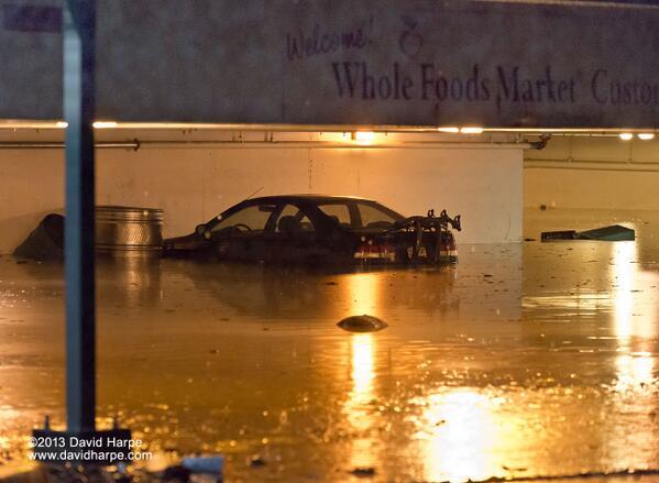 Image d'illustration pour Inondations meurtrières dans le Colorado (Etats-Unis)
