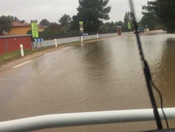Image d'illustration pour Les pluies diluviennes tournent au drame en Corse