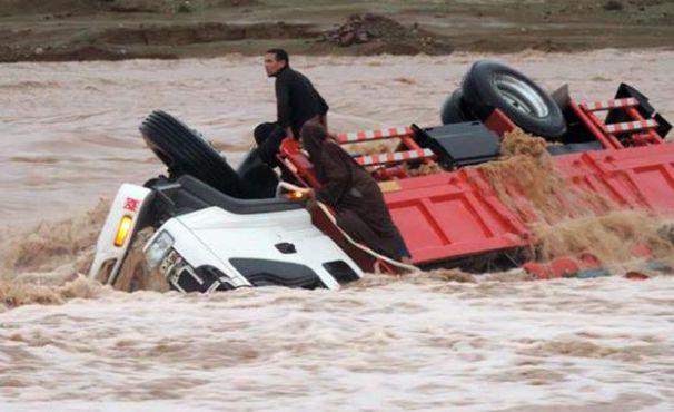 Image d'illustration pour Inondations meurtrières au Maroc