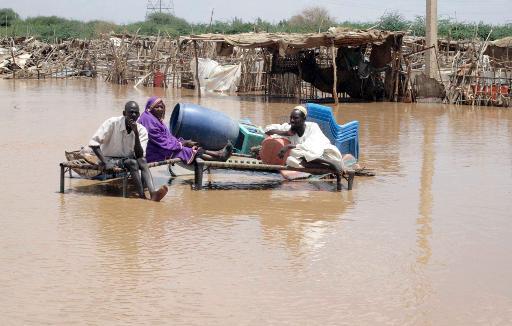 Image d'illustration pour Inondations majeures au Soudan