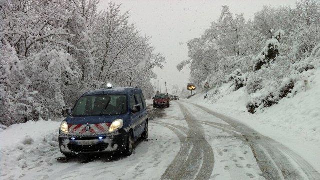Image d'illustration pour Orage, vent, pluie et neige : intempéries sur le Sud de la France