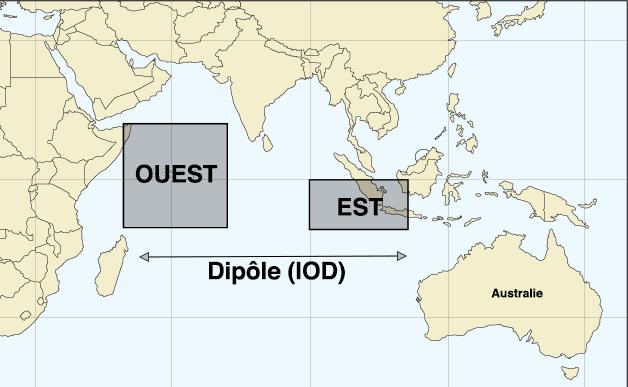 Image d'illustration pour Incendies dévastateurs en Australie : la responsabilité de l'océan Indien