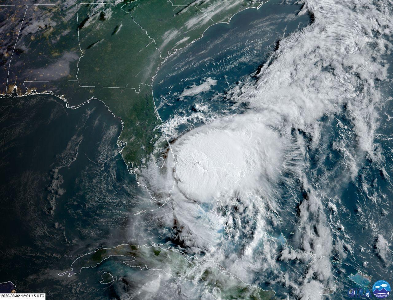 Image d'illustration pour L'actualité météo dans le monde en ce début août