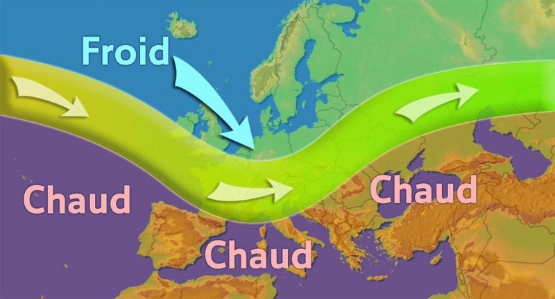 Image d'illustration pour Menace de coup de vent/tempête les 3 et 4 novembre ?