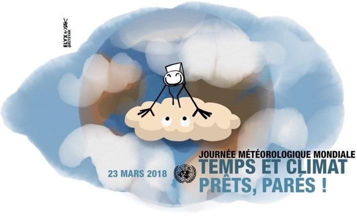 Image d'illustration pour Journée de la météorologie et déclaration sur l'état du climat