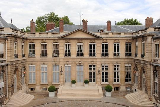 La m t o aux journ es du patrimoine paris mont aigoual for Ministere exterieur france