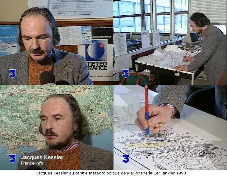 Image d'illustration pour Jacques Kessler : météo sur Radio France de 1979 à 2013