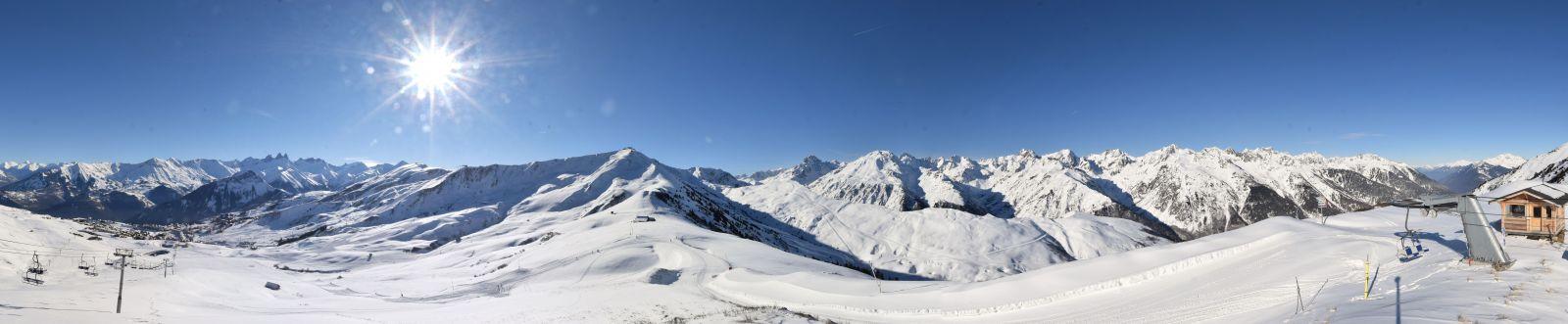 Image d'illustration pour Enneigement en montagne : bilan à la mi-décembre