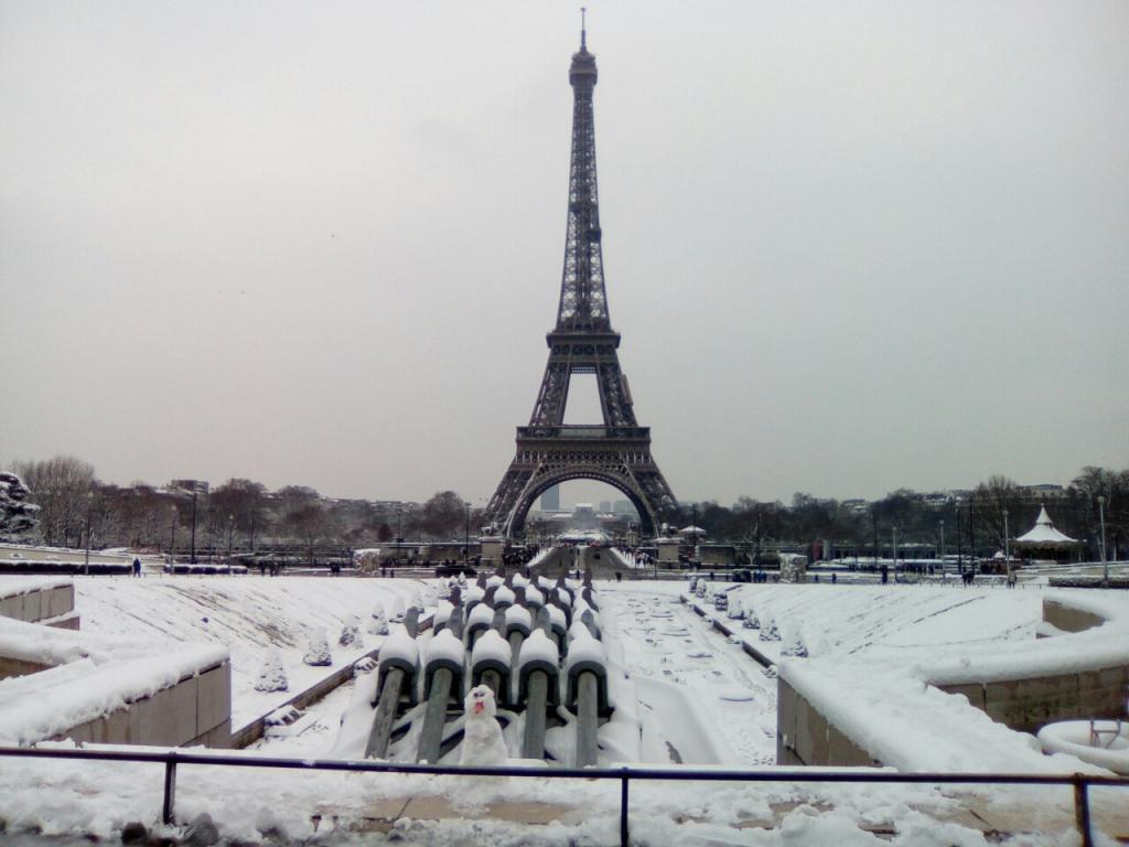 Image d'illustration pour Une première décade de février sous le froid et la neige