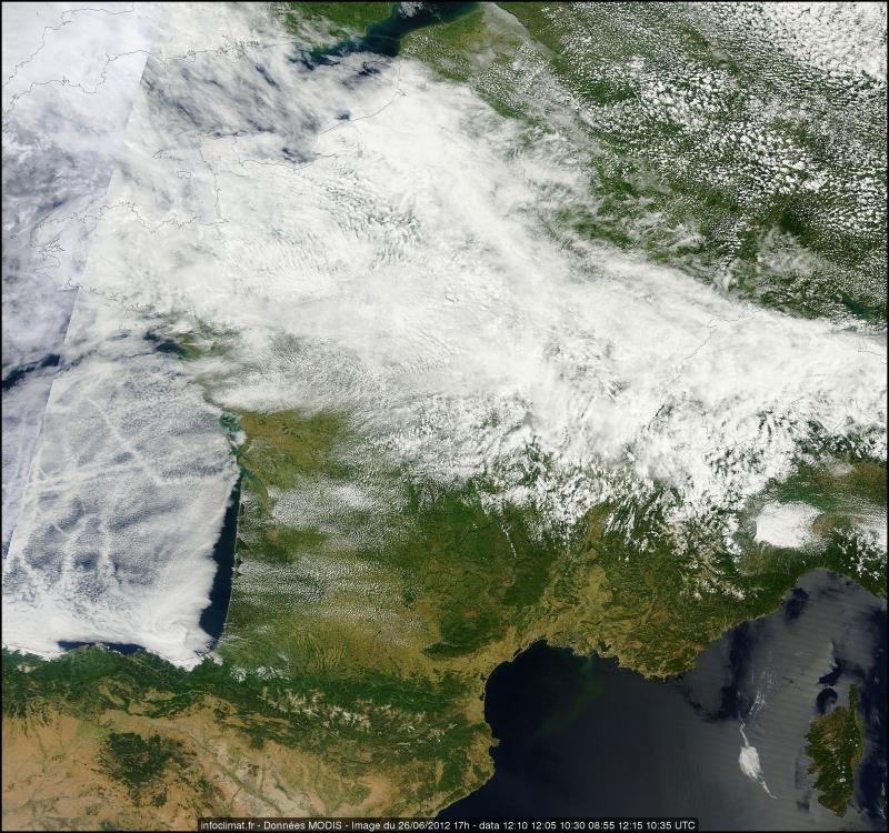 Image d'illustration pour A quand le retour du soleil dans le nord de la France ?