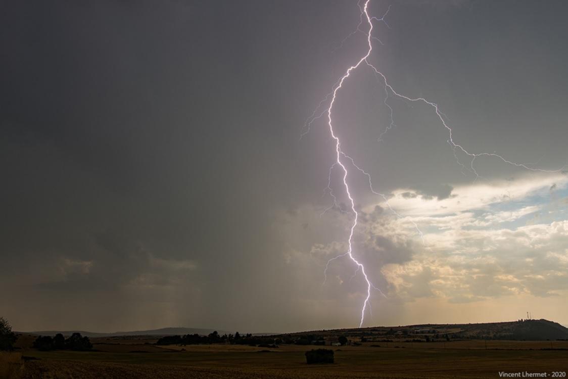 Image d'illustration pour Forts orages sur le pays dans les prochains jours